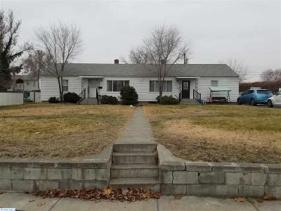 Richland Multi Family Home For Sale: 1521/1523 Marshall Ave