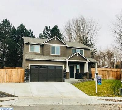 Kennewick Single Family Home For Sale: 3465 S Roosevelt Pl