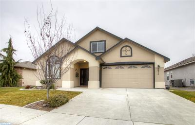 Horn Rapids Single Family Home For Sale: 2675 Eagle Watch Lp