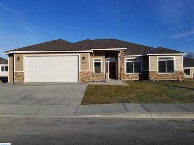 Kennewick Single Family Home For Sale: 1530 W 33rd Pl.