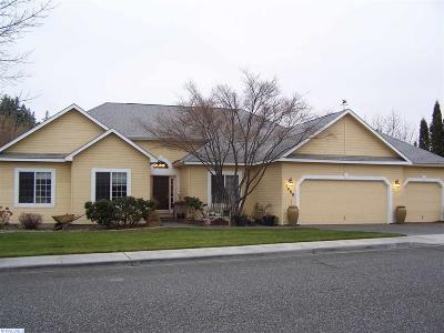 Richland Single Family Home For Sale: 1656 Sagewood Street