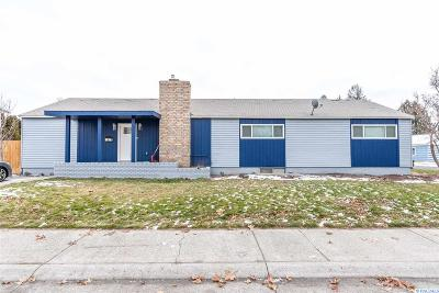 Richland Single Family Home For Sale: 1434 Thayer