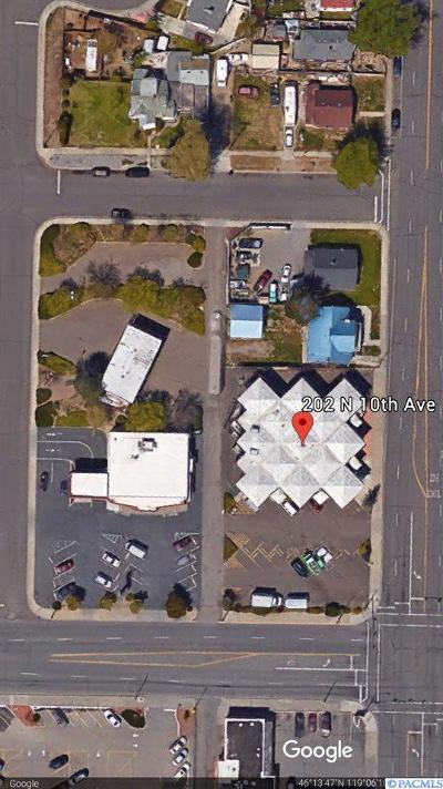 Pasco Commercial For Sale: 202 N 10th