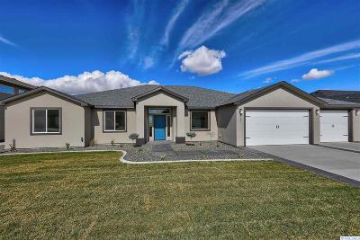 West Richland Single Family Home For Sale: 6692 Cyprus Loop
