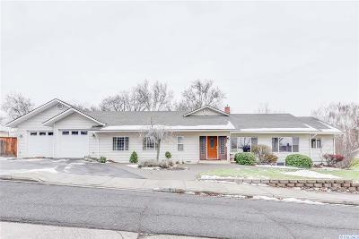 Prosser Single Family Home For Sale: 1331 Prosser Ave