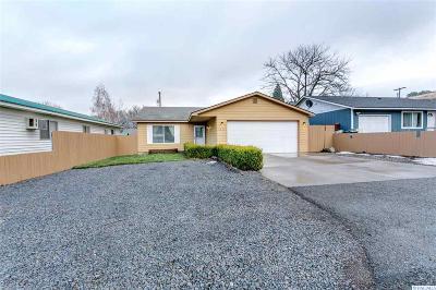 Prosser Single Family Home For Sale: 1030 Alice St