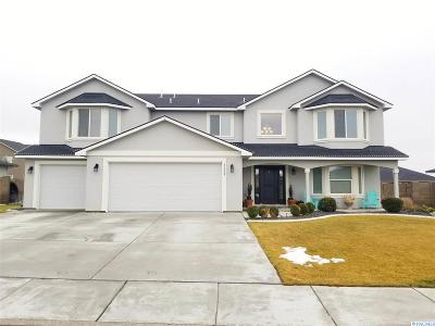 West Richland Single Family Home For Sale: 1332 Onyx Ave