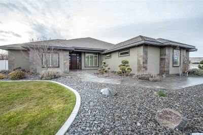 Kennewick Single Family Home For Sale: 21809 Cottonwood Springs Blvd