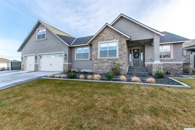 Kennewick Single Family Home For Sale: 1907 W 52nd Ave
