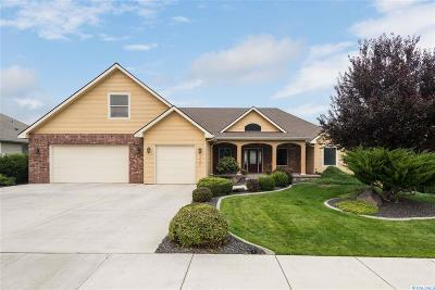 Richland Single Family Home For Sale: 1626 Meadow Hills Dr