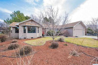 Richland Single Family Home For Sale: 628 Meadows Drive East