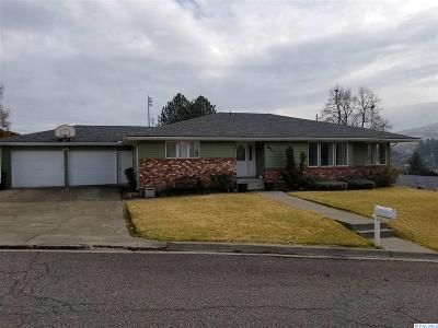 Prosser Single Family Home For Sale: 920 Parkside Drive