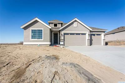Horn Rapids Single Family Home For Sale: 3178 Redhawk Drive
