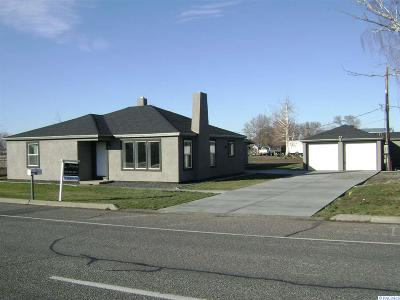 Pasco Single Family Home For Sale: 5425 W Court St.