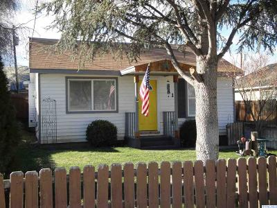 Benton County Single Family Home For Sale: 81 S 42nd