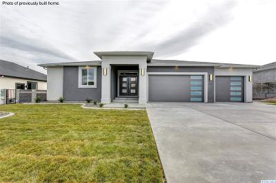 Kennewick Single Family Home For Sale: 6927 W 23rd Ave