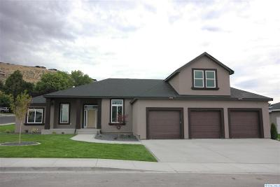 Richland Single Family Home For Sale: 2173 Sky Meadows Ave.