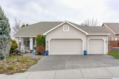 Richland Single Family Home For Sale: 1156 Viewmoor Ct.
