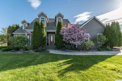 Pasco Single Family Home For Sale: 503 Fraser Dr