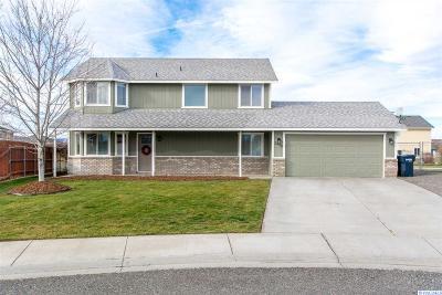 West Richland Single Family Home For Sale: 2915 Bluet Dr