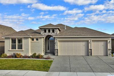 Horn Rapids Single Family Home For Sale: 2342 Copperleaf Street