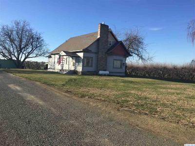 Sunnyside Single Family Home For Sale: 4171 Sheller Road