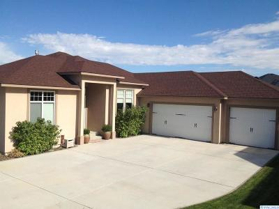 Richland Single Family Home For Sale: 639 Big Sky Drive