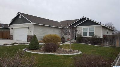 Richland WA Single Family Home For Sale: $274,900