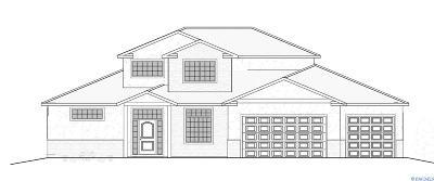 Franklin County Single Family Home For Sale: Lot 18 Ellie Estates