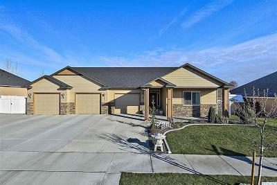 Franklin County Single Family Home For Sale: 4603 W Segovia Dr