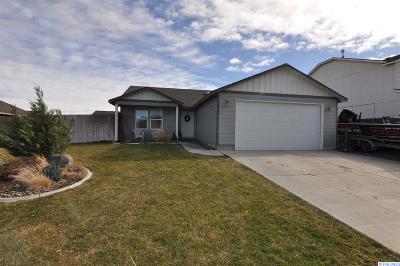 Franklin County Single Family Home For Sale: 5403 Buchanan Ln