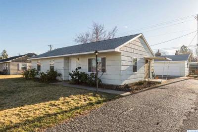 Richland Single Family Home For Sale: 1107 Acacia Ave