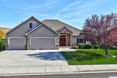 Richland Single Family Home For Sale: 418 Cherry Blossom Loop