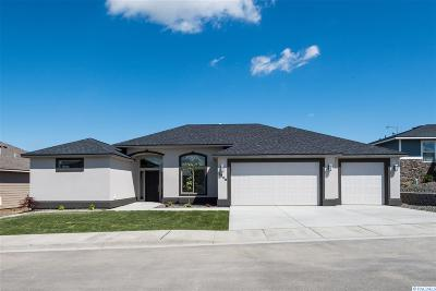 Kennewick Single Family Home For Sale: 3910 W 48th Ave
