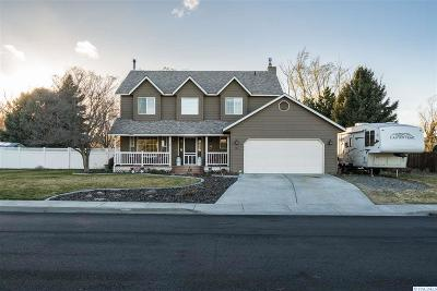 Richland Single Family Home For Sale: 931 Sirron Ave