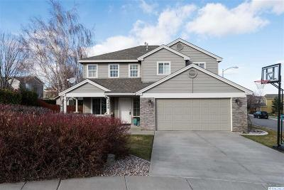Kennewick Single Family Home For Sale: 3436 S Conway Place