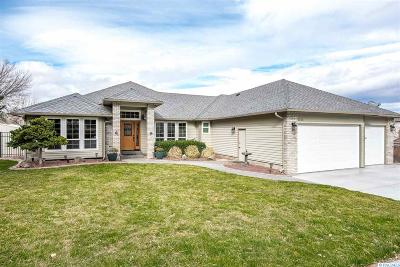 Richland WA Single Family Home For Sale: $590,000