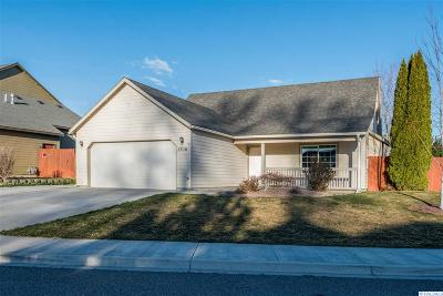 Kennewick Single Family Home For Sale: 3316 S Quincy Pl