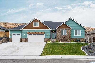 Kennewick Single Family Home For Sale: 1511 W 51st Ave