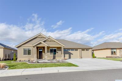 Horn Rapids Single Family Home For Sale: 2261 Copperleaf St