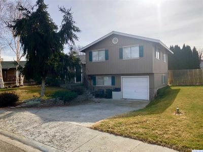 Kennewick Single Family Home For Sale: 318 S Tweedt Pl.