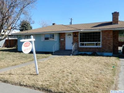 Franklin County Single Family Home For Sale: 2103 N 19th