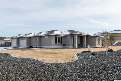 Kennewick Single Family Home For Sale: 72805 E Landon