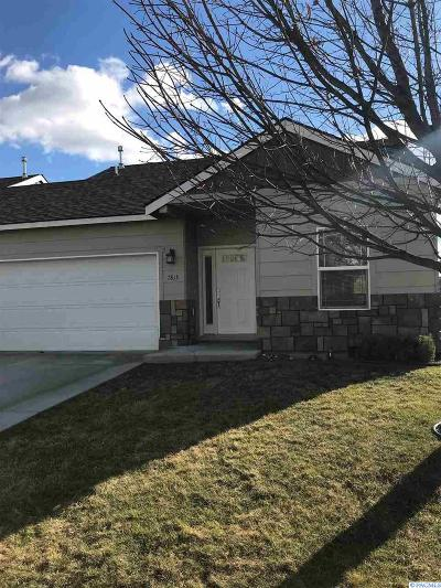 Kennewick Single Family Home For Sale: 7813 W 6th Avenue