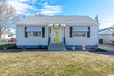Richland Single Family Home For Sale: 1332 Marshall Ave