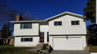 Kennewick Single Family Home For Sale: 2510 S Johnson