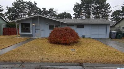 Richland Single Family Home For Sale: 359 Cottonwood Drive