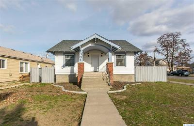 Franklin County Single Family Home For Sale: 301 N 8th Ave.