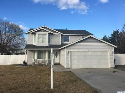 Franklin County Single Family Home For Sale: 9603 Palomino Drive #Suite
