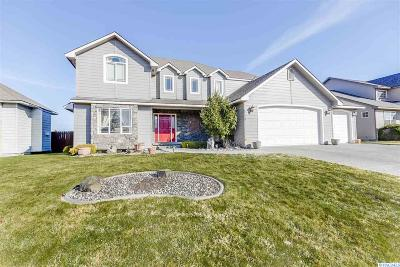 Benton County Single Family Home For Sale: 8720 W 2nd Ave